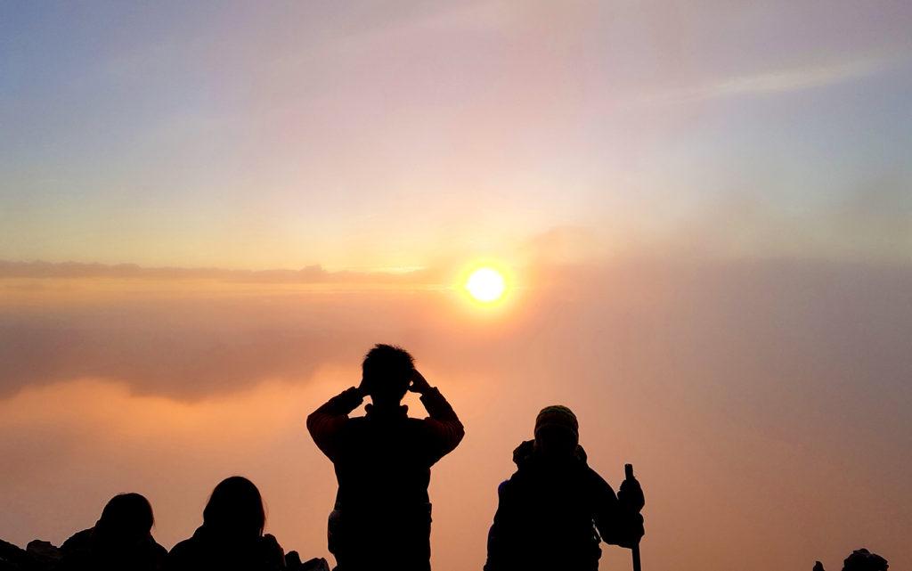 富士登山(山梨県・静岡県)